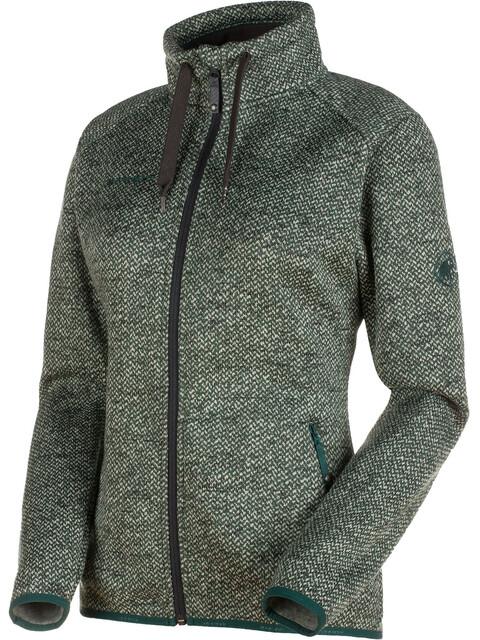 Mammut Chamuera ML sweater Dames groen